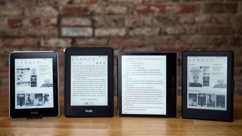 The Best Kindles