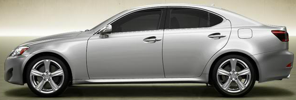 Product Image - 2012 Lexus IS 350 RWD