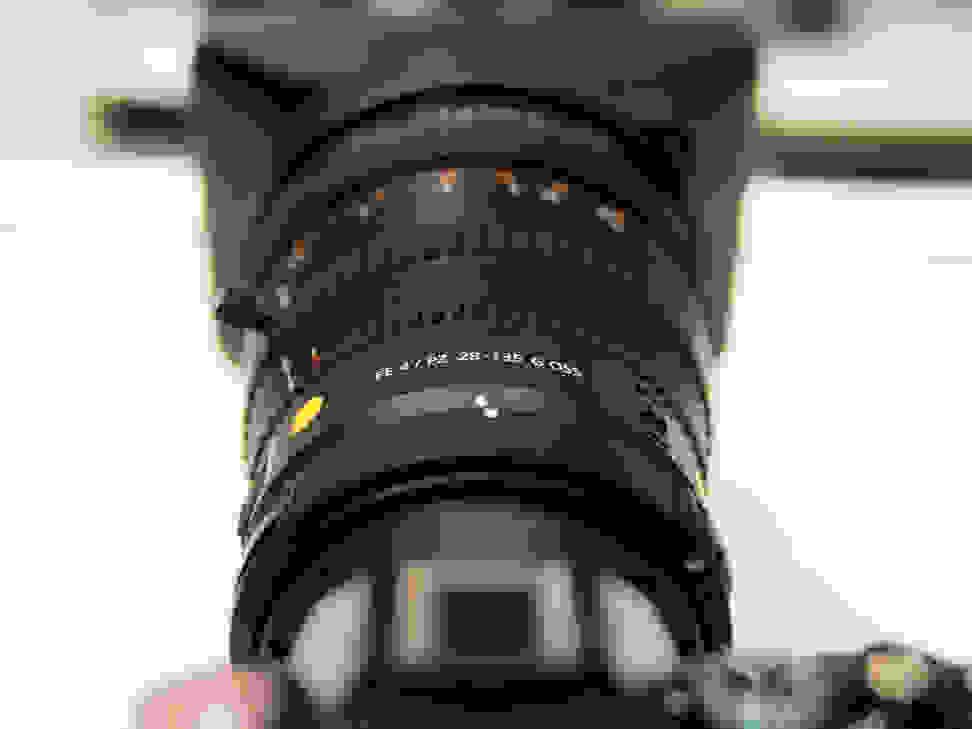 Sony FE PZ 28–135mm f4 G OSS