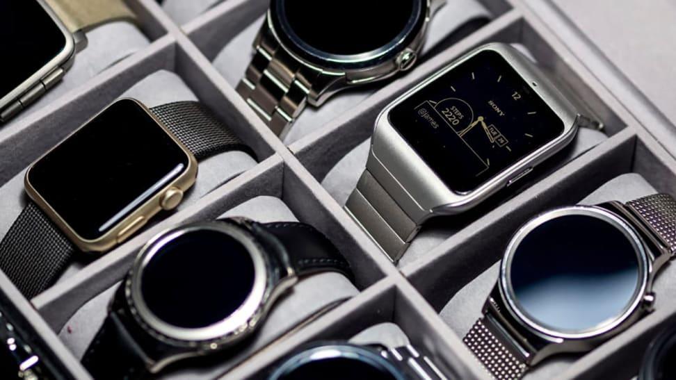Smartwatches lifestyle photo