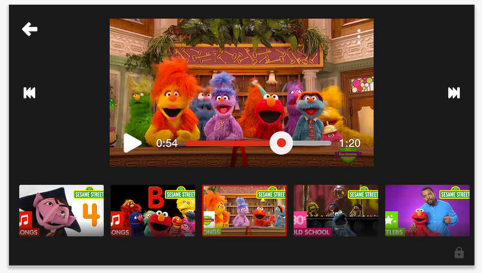 You can now get this kid-friendly version of YouTube on your smart TV.
