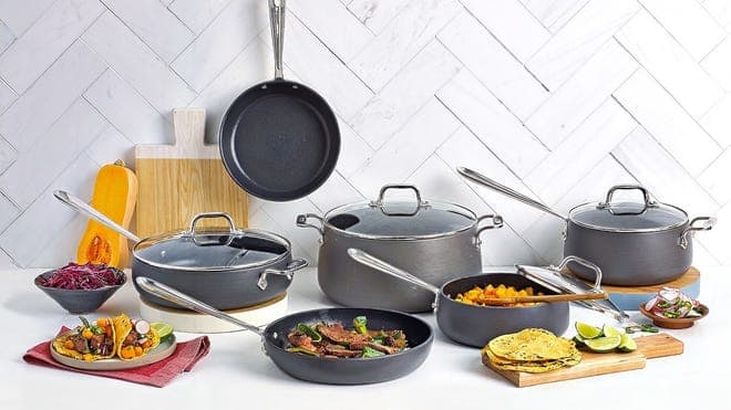 All-Clad is having a huge warehouse sale on its famous cookware with savings up to 65%