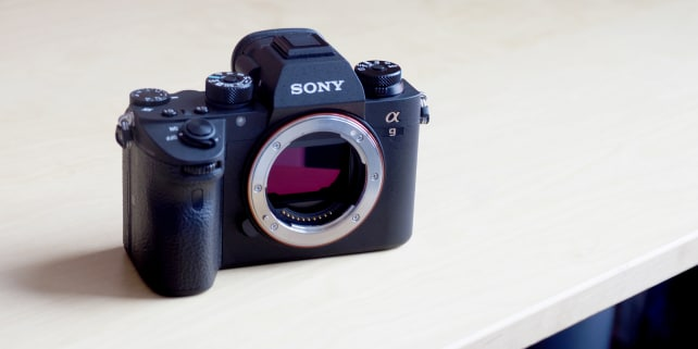 Best Camera: Sony Alpha A9