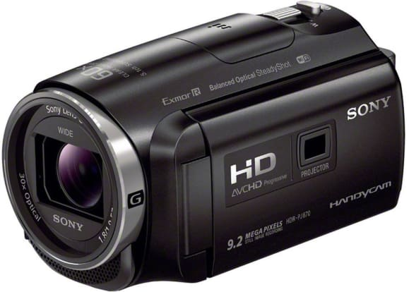 Product Image - Sony HDR-PJ670