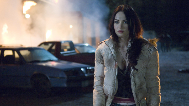 Fox is a force to be reckoned with in 'Jennifer's Body.'