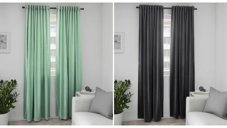 Ikea_Sanela-room-darkening-curtains