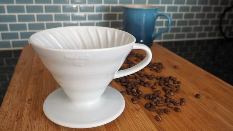 Hario V60 Coffee Pour-Over Coffee Maker Kit