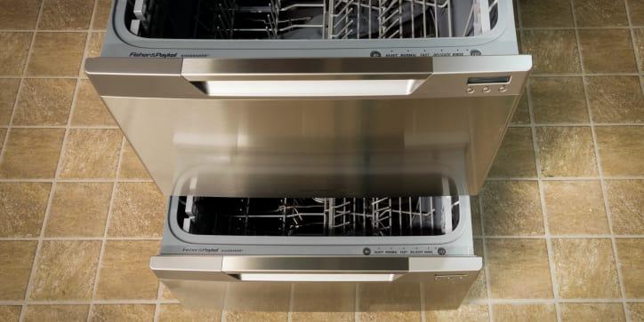 manual aid installation drawers kitchenaid single drawer kitchen troubleshooting not best black dishwashers double draining dishwasher fantastic stainless