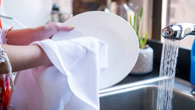 Holiday Dinner: Dish Towels