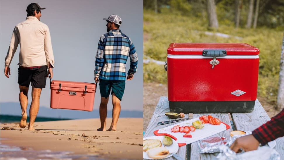 The 10 most popular coolers on Amazon for summer