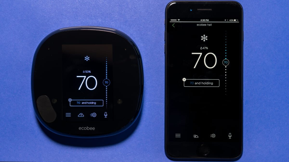 Diagram The Best Smart Thermostats Of 2019