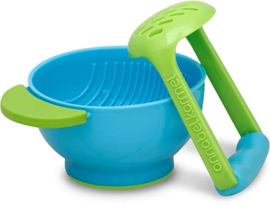Product Image - Nuk Mash & Serve Bowl