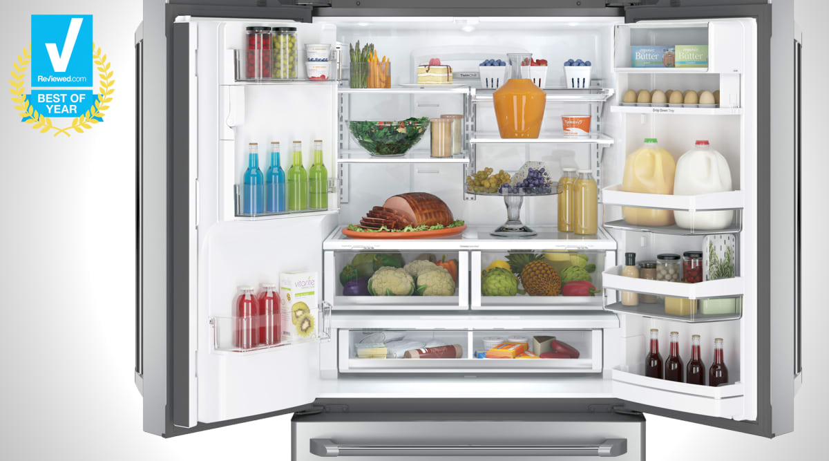 Best Refrigerators of 2016 - Reviewed.com Refrigerators - Reviewed ...
