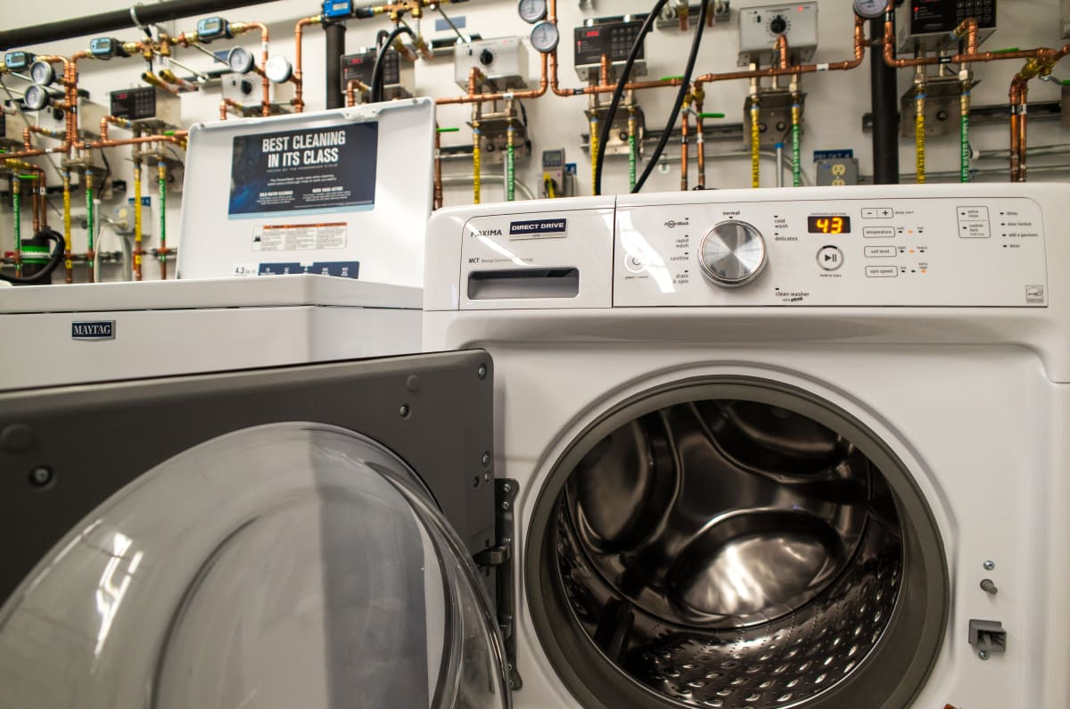 Science Says Top Load Washers Are All Washed Up Laundry Together With Samsung Electric Clothes Dryer Additionally Maytag