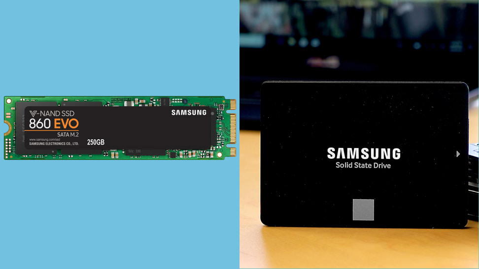M.2 vs 2.5-inch SSD Updated