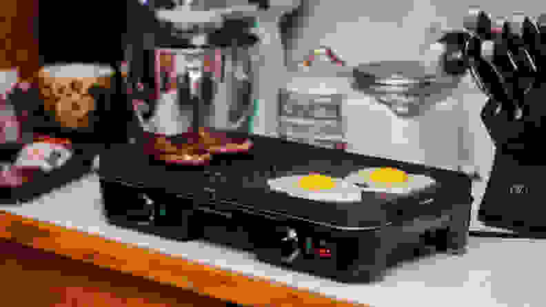 Best gifts for dads 2019: Hamilton BeachElectric Griddle