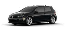 Product Image - 2013 Volkswagen Golf R 2-Door w/ Sunroof & Navigation