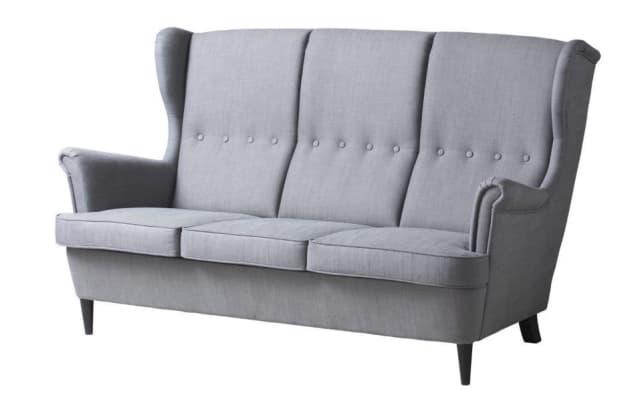 STRANDMON 3-Seater Sofa