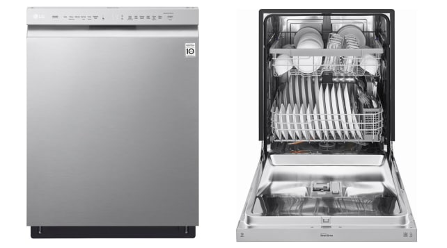 Best Dishwasher for the Money: LG LDF5545ST
