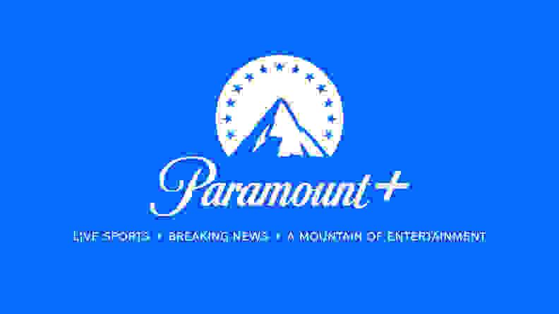 The Paramount+ logo