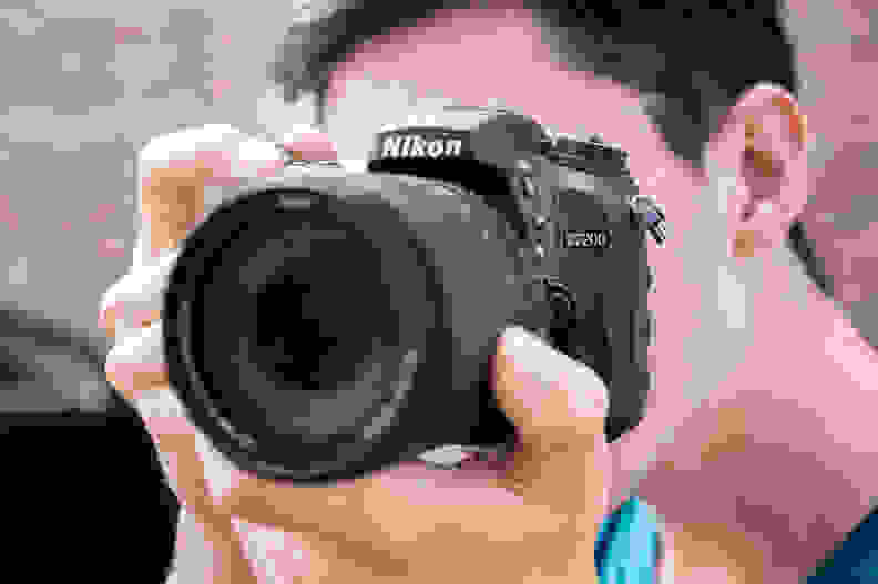 Nikon D7200 Shooting