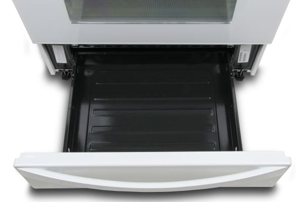 The Kenmore 75232's warming drawer