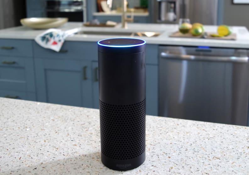 GE Alexa In Kitchen