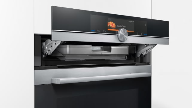 Siemens Announces Iq700 Line Of Smart Appliances Reviewed Ovens