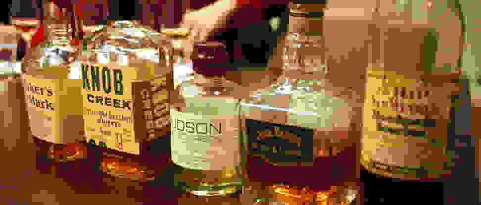 Bourbon shortage