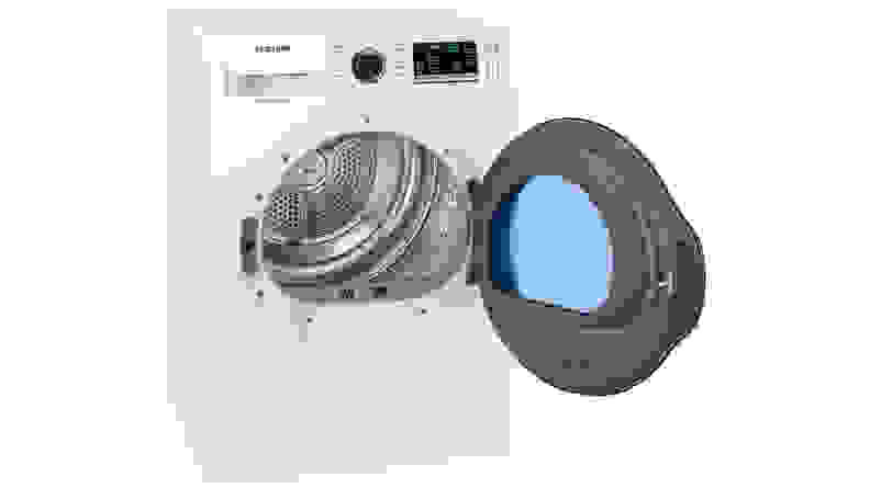 Samsung-DV22N6800HW-compact-heat-pump-dryer