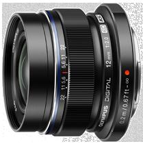 Product Image - Olympus M.Zuiko 12mm f/2.0