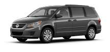 Product Image - 2012 Volkswagen Routan SE with RSE & Navigation