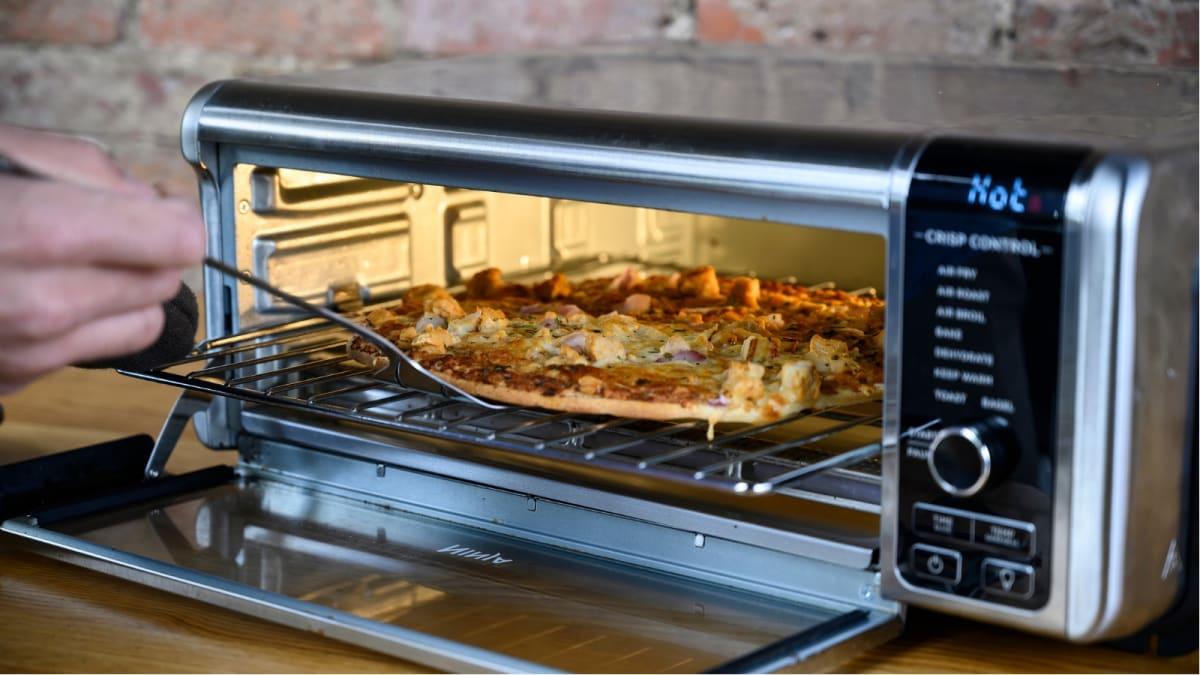 Ninja Foodi Digital Air Fry Oven Review Here S How It