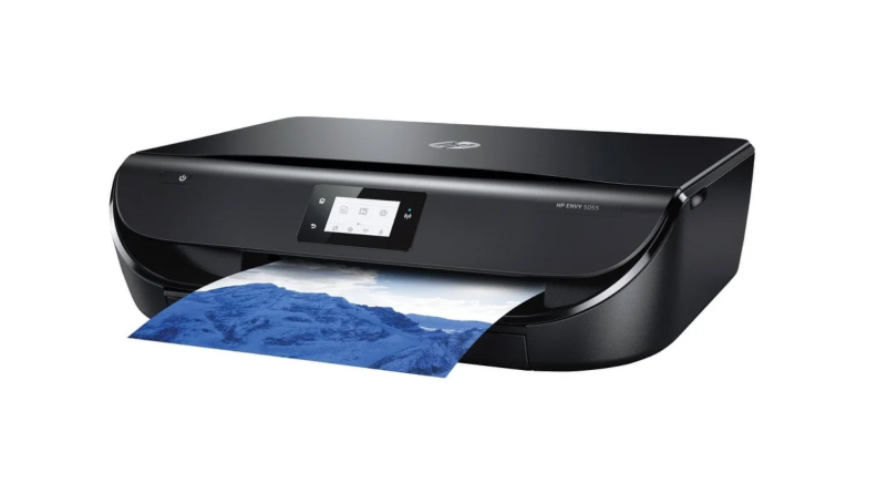 An image of an HP printer.