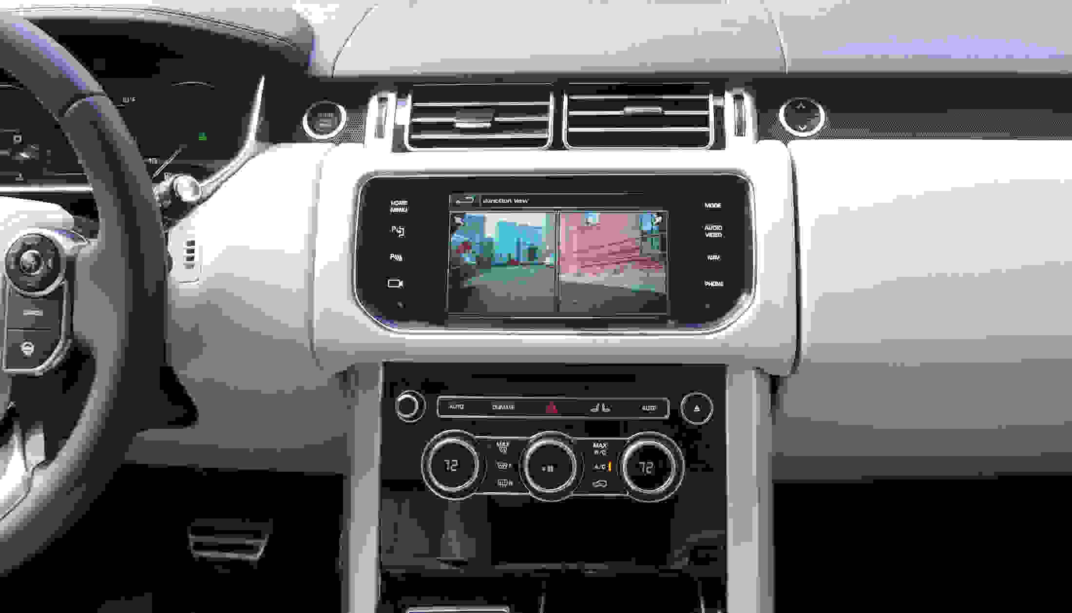 dashboard view surround camera