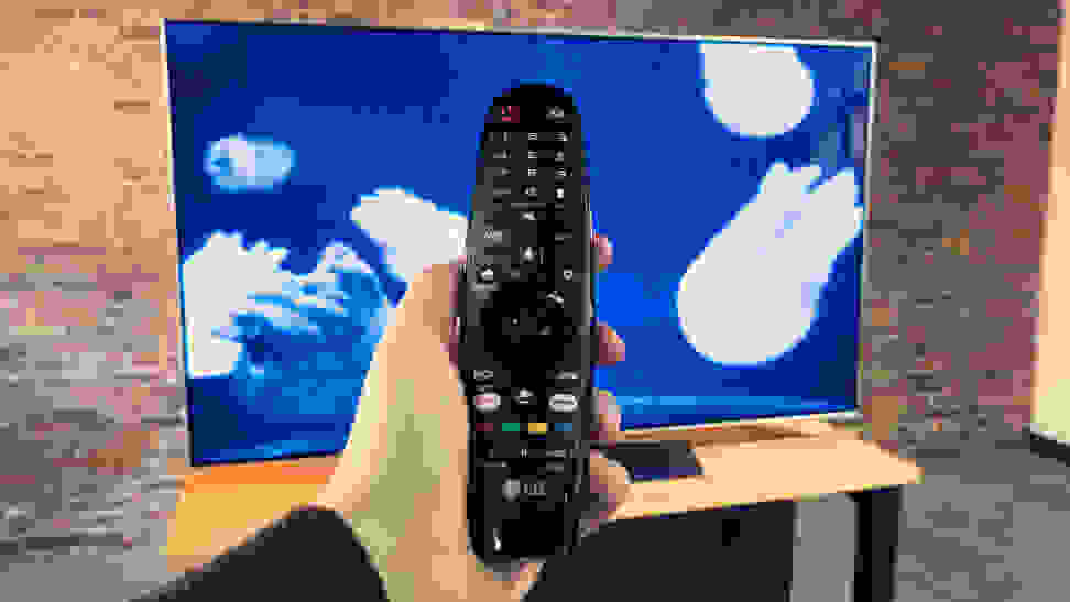 LG OLED55B7A Remote Control