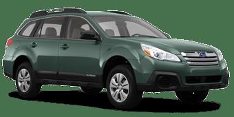 Product Image - 2013 Subaru Outback 2.5i