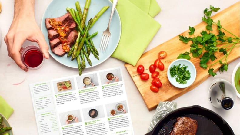 HelloFresh Wine Pairings