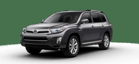 Product Image - 2013 Toyota Highlander Hybrid Limited