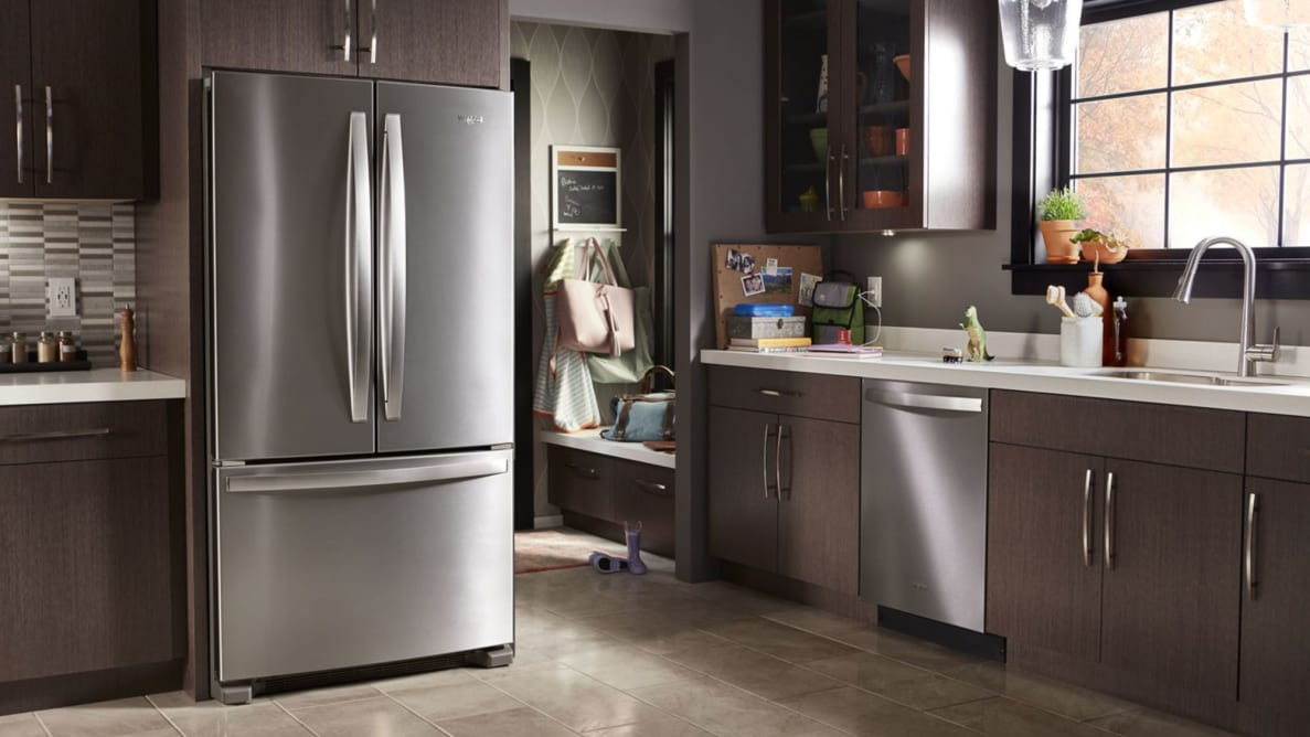 Whirlpool WRF535SWHZ French-door Refrigerator Review