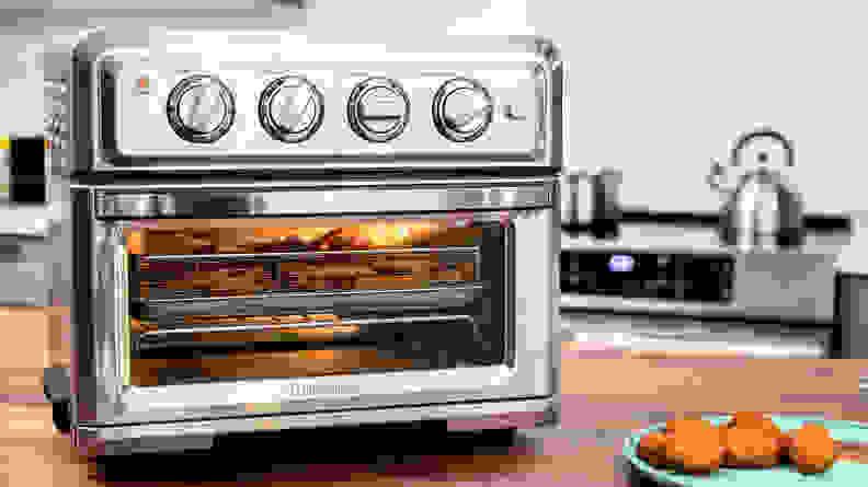 Best Air Fryers - Cuisinart Air Fryer Toaster Oven