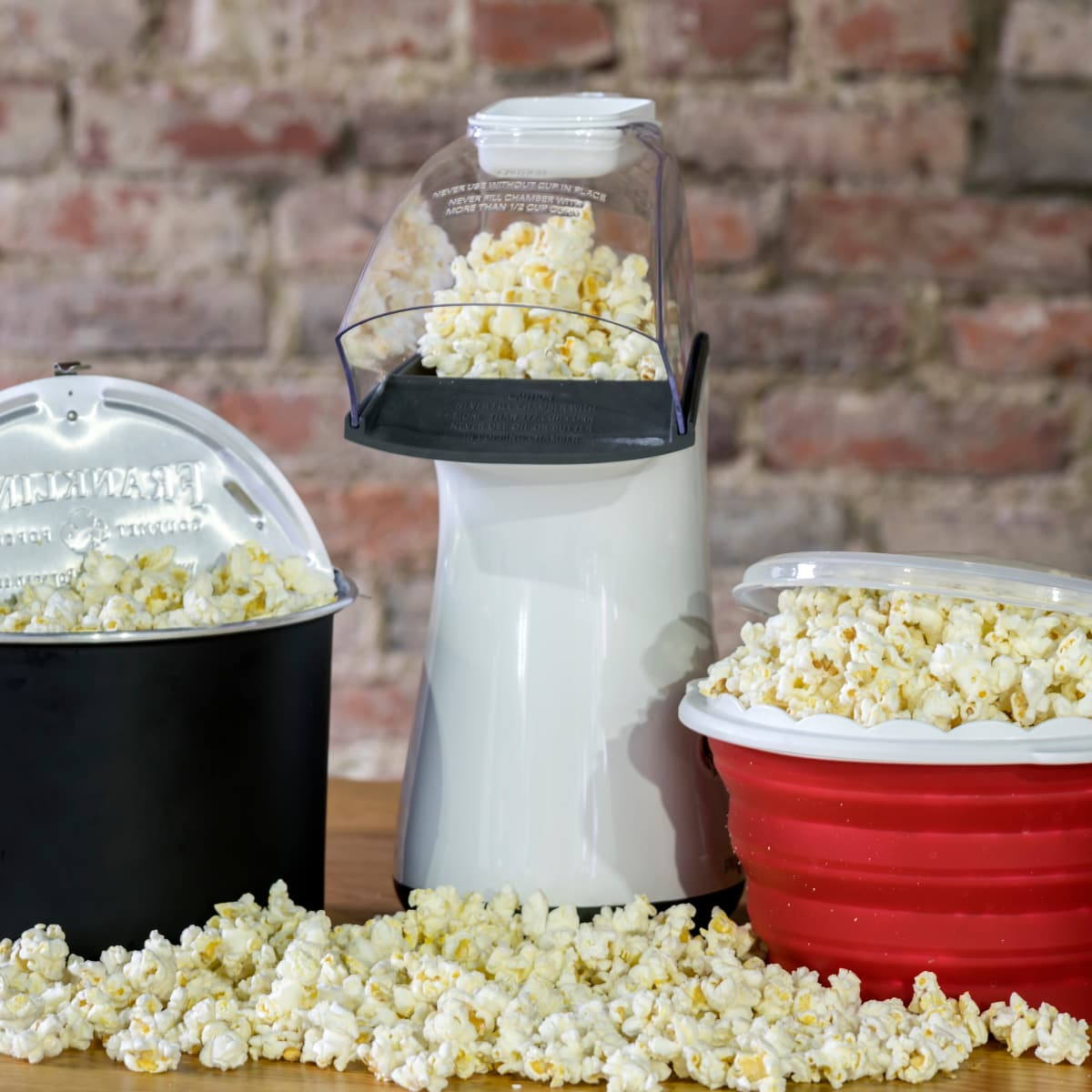 The Best Popcorn Poppers and Popcorn Makers of 2019 - Reviewed