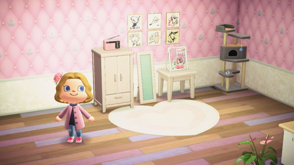 Go ahead, recreate your Animal Crossing home in real life!
