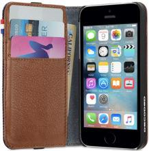 Apple iPhone SE Decoded Denim Wallet Case