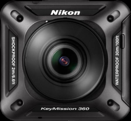 Product Image - Nikon KeyMission 360