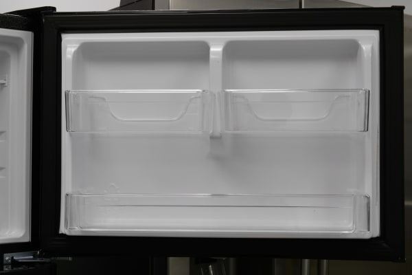 freezer door storage
