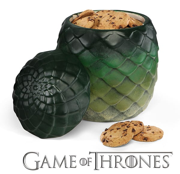 Dragon Egg Cookie Jar