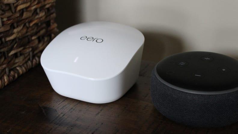 Eero and Alexa