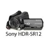 Sony hdr sr12 vanity 120