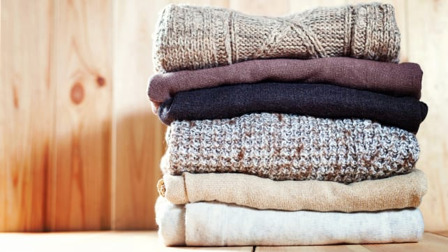 Clothes you should never put in the wash